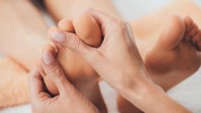 Ayurveda Massage - Padabhyanga (Fußmassage) 40 min