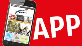 aquaLaatzium-App für Fans