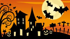 Halloween Saunaparty Ticket