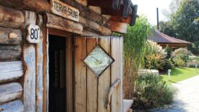 Sauna - Willkommen zurück!