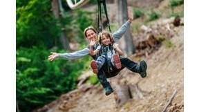 Familienticket 2 Erw. 1 Kind BaumSchwebeBahn Harz