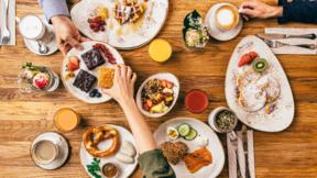 Verwöhnfrühstück für 1 Person
