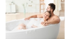 Bad zu Zweit