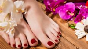 St. Barth Feet Beauty