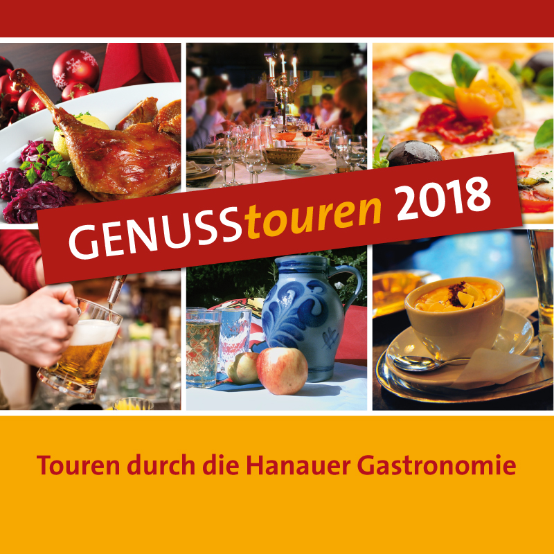 Genuss-Touren 2018
