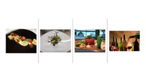 6-Gänge Gourmet Menü mit Weinbegleitung