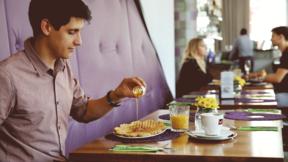 Frühstücksbuffet 2 + 2 gratis