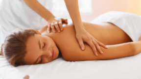 Refresher Massage Ganzkörper