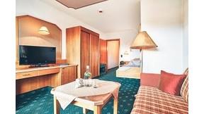 """5 Nächte Einzelzimmer """"Stammhaus"""""""