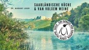 Saarländische Küche & Van Volxem Weine