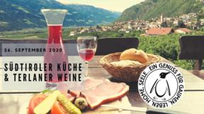 Südtiroler Küche & Terlaner Weine