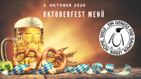 Oktoberfest Menü