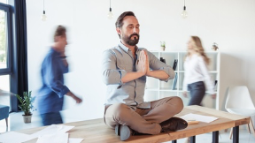 Personal-Training Entspannung & Meditation Dauer 60 Minuten