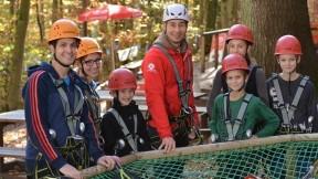 5er Karte Kinderparcours Kletterwald Vaterstetten