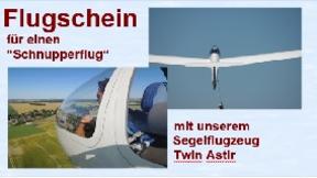 Flugschein für Segelflug