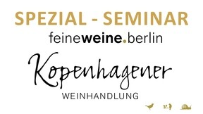 Spezial-Seminar Merlot & Kollegen Di. 23. Nov 2021 19:00