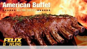 American Buffet-Gutschein