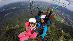 Fliegerherz Panoramflug VIP - VIP Ticket