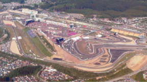 Nürburgring Rundflug ca. 30 Minuten