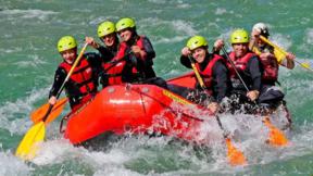 Gutschein für Rafting auf der Salza XL