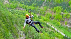 Gutschein für Flying Fox Alpin