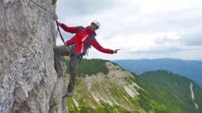 Gutschein für Klettersteigtour Halbtag