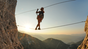 Gutschein für Höhlen & Klettersteigtour