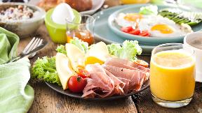 Frühstück zu Zweit