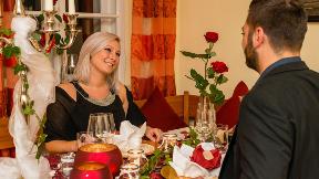 Exklusiv Romantik Dinner inkl. 1 Übernachtung