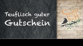Gutschein Restaurant Sagenhaft