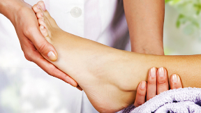 Fußreflexzonen-Massage (45 Minuten)