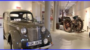 Automuseum MwSt befreit