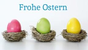 Oster Gutschein