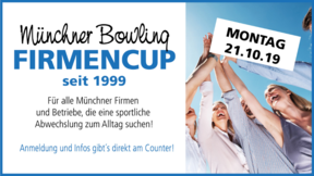 Firmencup 21.10.2019 (18:15)