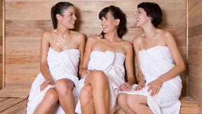 Wellness für Freundinnen