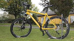 Mountainbike-Erlebnis im Superior Doppelzimmer