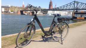 E-BIKE FRANKFURT CITY TOUR