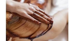Chocolatemassage
