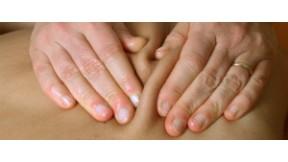 Honigmassage Rücken