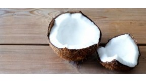 Kokosöl Rückenmassage