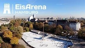 Eisarena Hamburg 1 x Familienticket