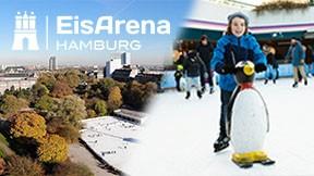 Eisarena Hamburg 1 x ermäßigt
