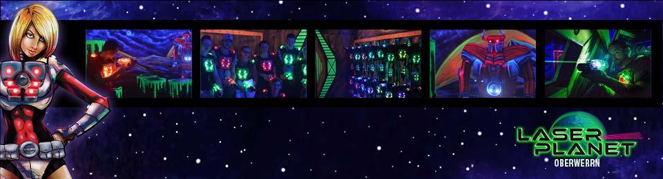 Gutschein Laser Planet