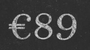 Gutschein 89,- €