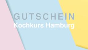 Kochkurs Gutschein