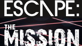 """ESCAPE: """"THE MISSION"""" - Wertgutschein"""