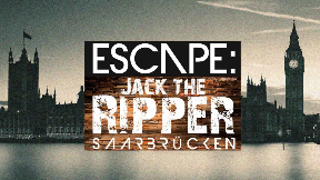 """ESCAPE: """"JACK THE RIPPER"""" - Wertgutschein"""