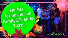 Family & Friends Herbstspecial   18.–28.10.2021