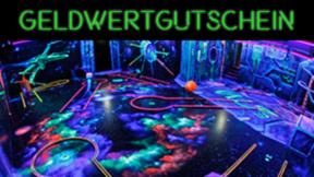 NeonGolf Geldwert Gutschein