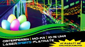 Osterferien-Flatrate 08.04.-23.04.2019 (10-15 Uhr)